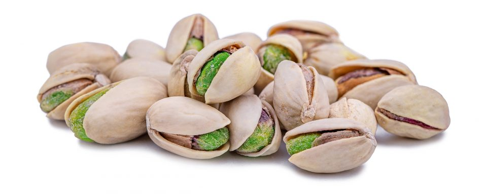 group-salted-isolated-pistachio